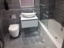 Glasgow Bathroom Installation