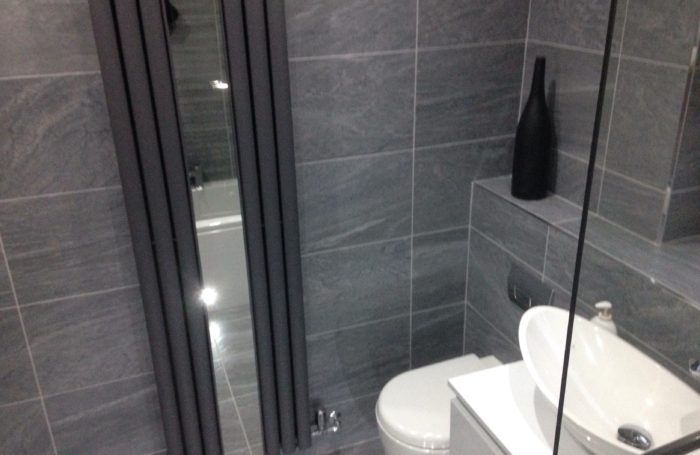 Glasgow bathroom design